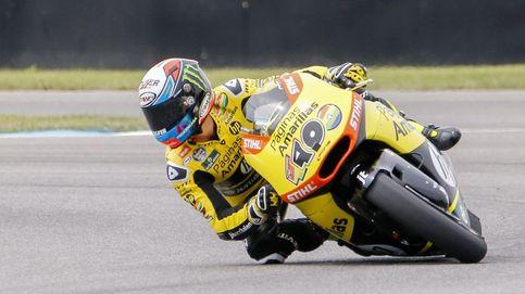Álex Rins se estrena en Moto2 con la victoria en el GP de Indianápolis