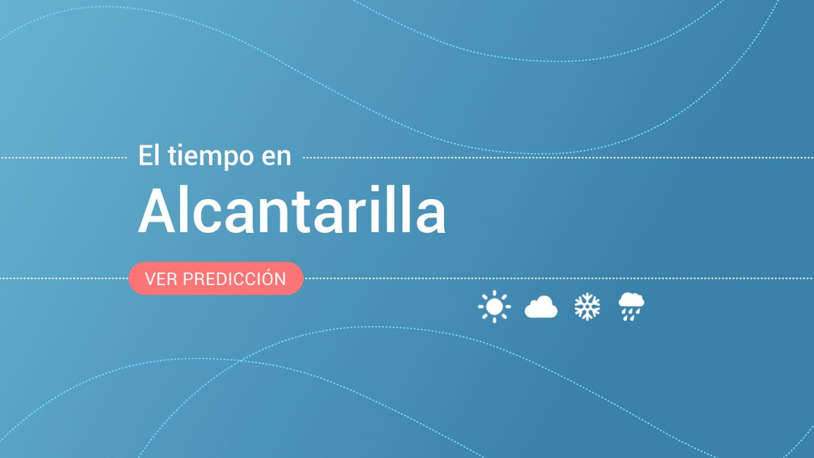 Foto: El tiempo en Alcantarilla. (EC)