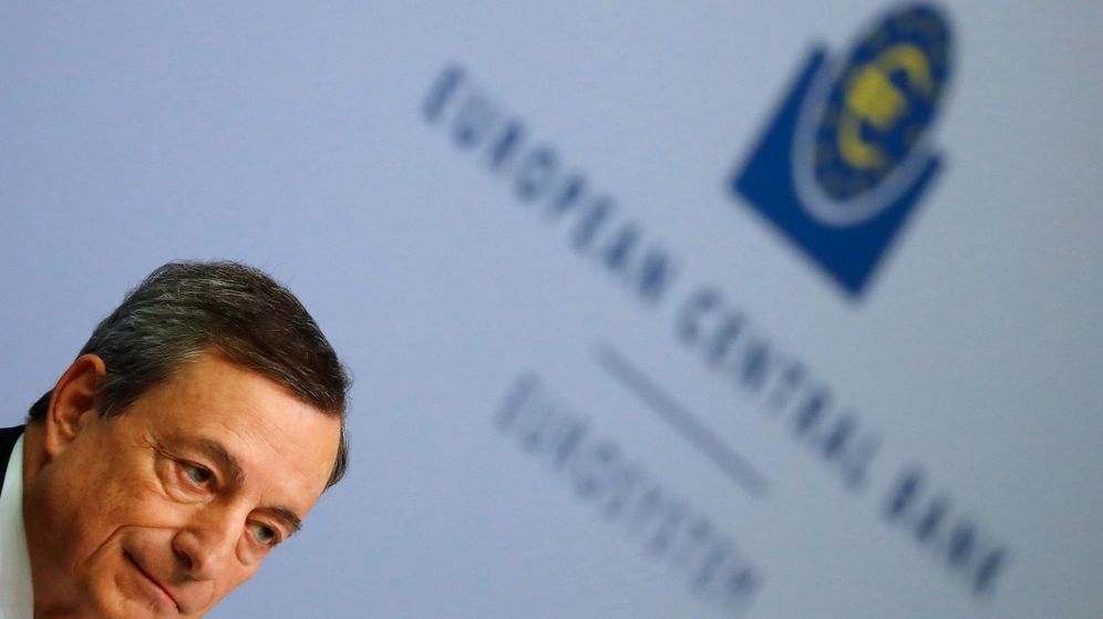Foto: El presidente del Banco Central Europeo, Mario Draghi. (Reuters)