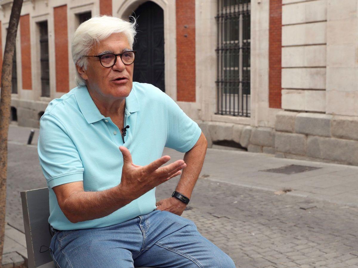 """Foto: José María """"Chato"""" Galante. Foto: Efe"""