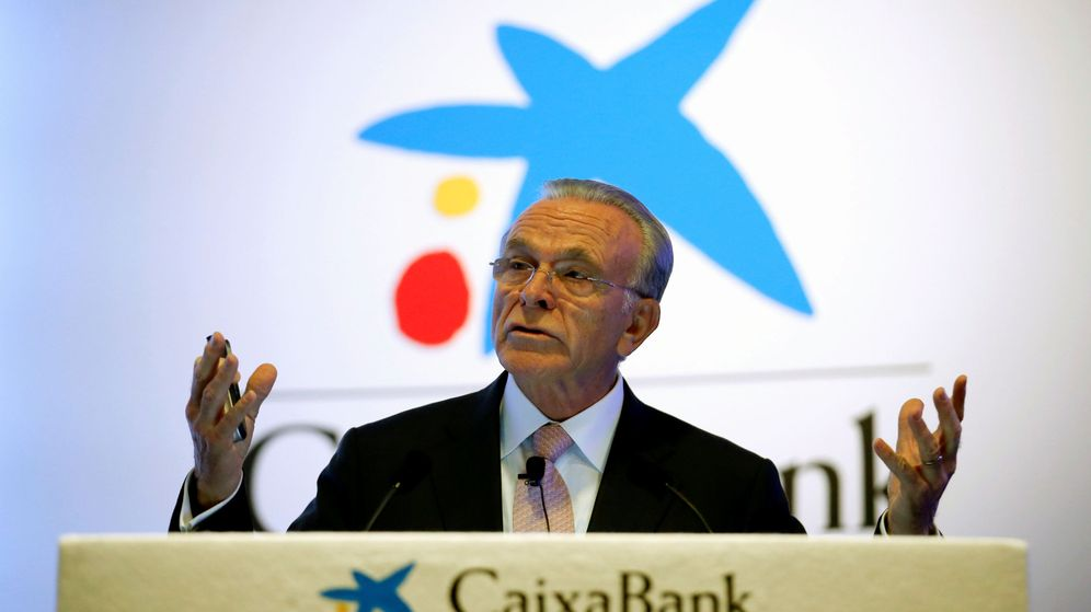 Foto: El expresidente de CaixaBank Isidre Fainé. (Reuters)