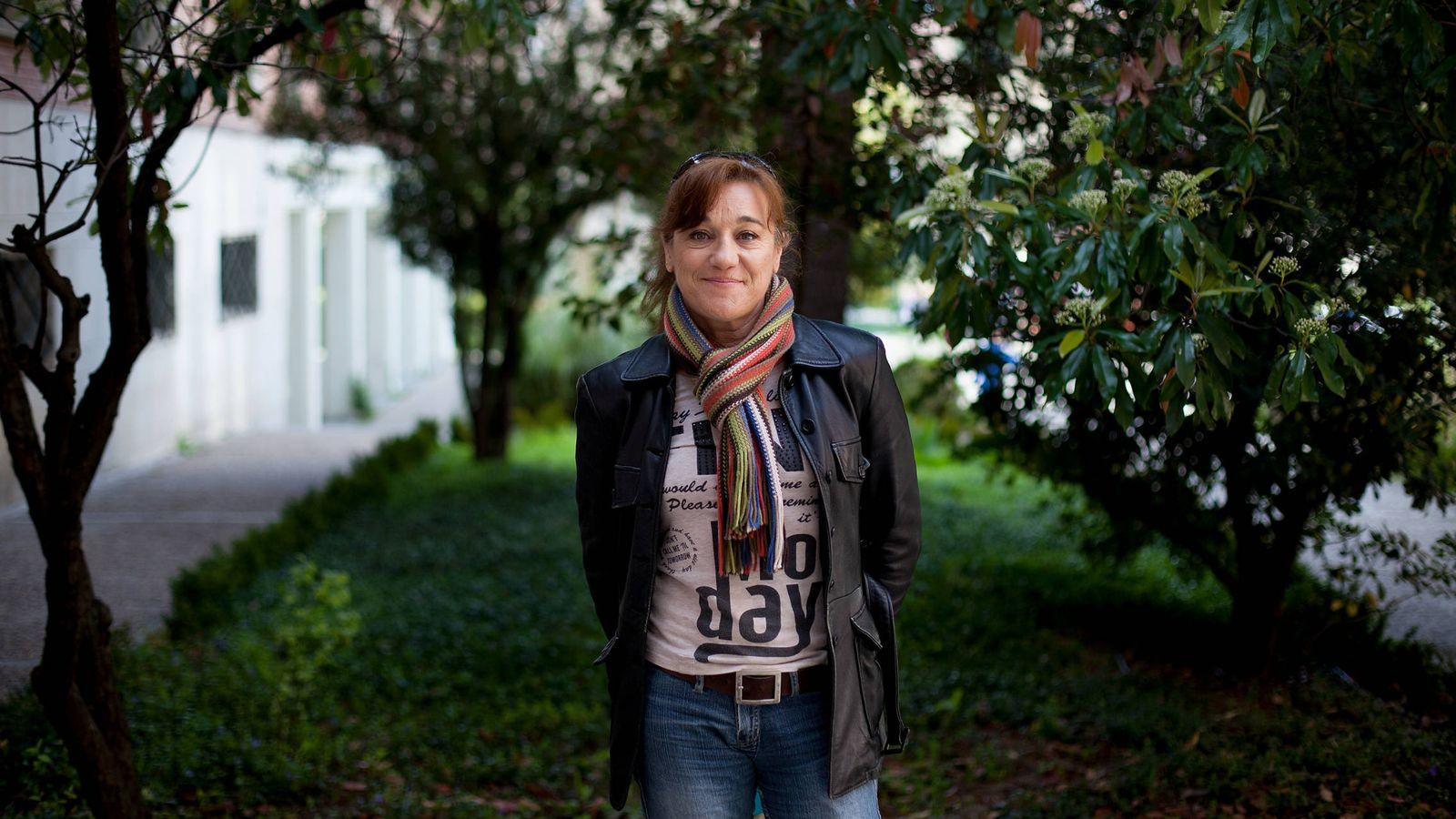 Foto: Blanca Fernández Ochoa, en una imagen de archivo. (Getty)