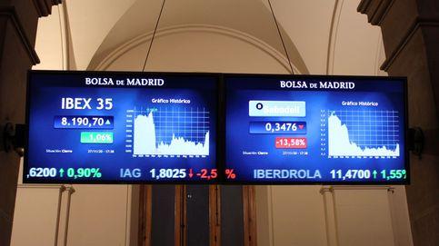 El Ibex 35 cierra el mejor mes de su historia con una subida del 25%