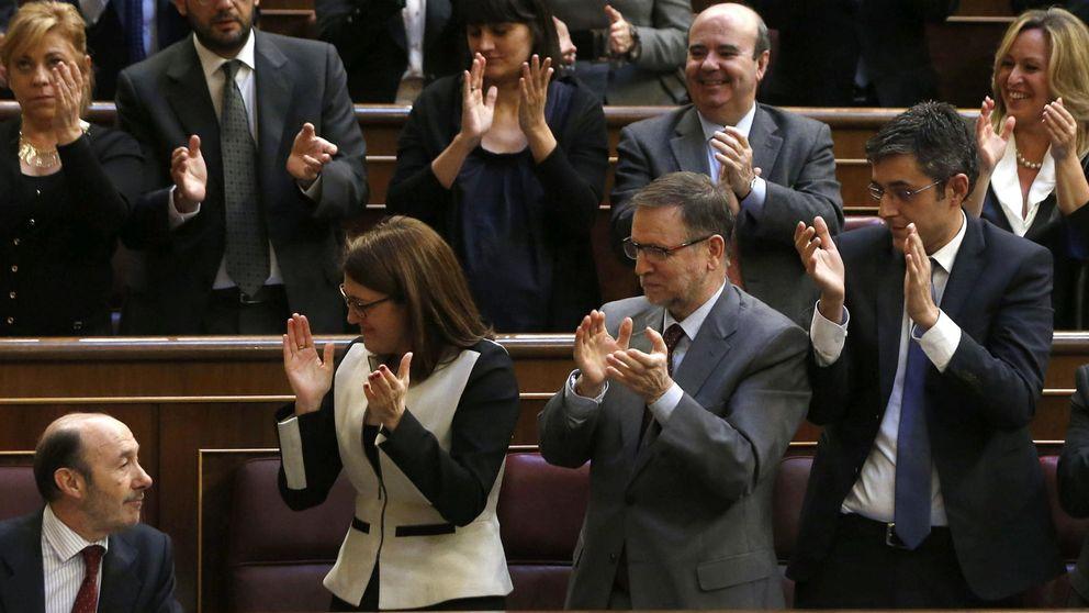 Salvar a Rubalcaba, consigna de Rajoy para evitar males mayores en asuntos de Estado