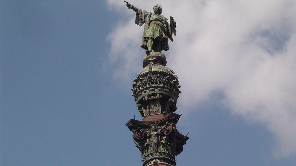 El secesionismo asciende a Colón a Príncipe y ficha a un profesor 'serio' para defenderlo