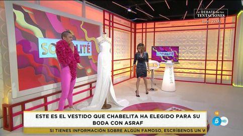La firma del vestido de Isa Pantoja tomará acciones legales contra Patiño