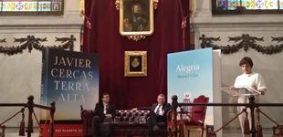 Post de Los premios Planeta entran en la RAE y Manuel Vilas acaba imitando a Umbral
