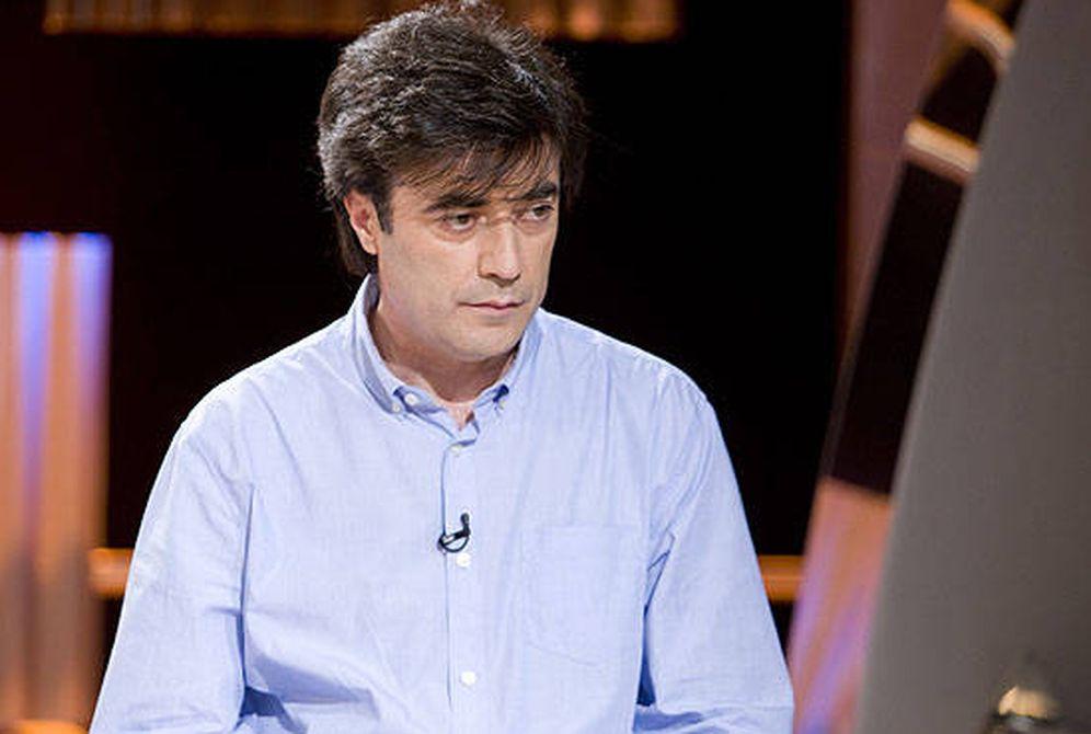 Foto: Tomás Fernando Flores, director de Radio 3 y propuesto por PSOE, Podemos y PNV para presidir la cadena pública. (RTVE)