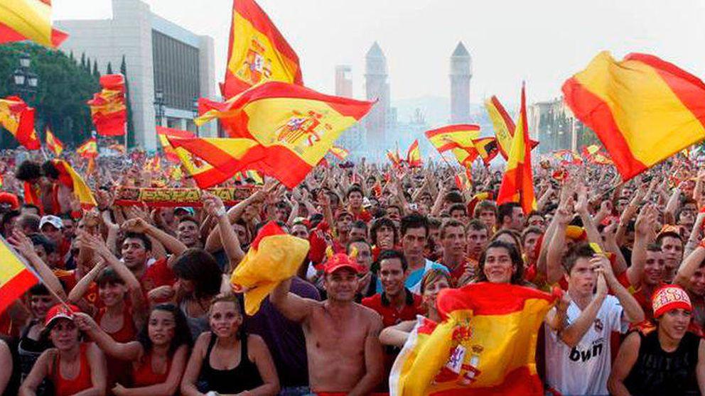 Agresión contra dos seguidoras de la selección española en Barcelona
