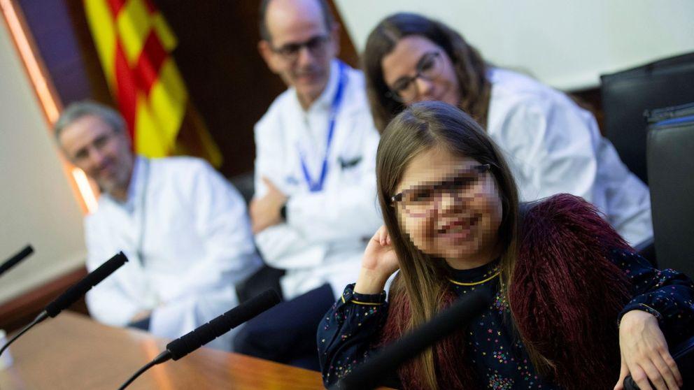 Primer triple trasplante de corazón, hígado y riñón de España a una niña de 10 años