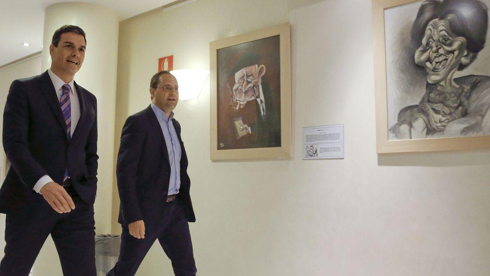 Sánchez ratifica a Rajoy que votará en contra y le insiste en que vaya a la investidura