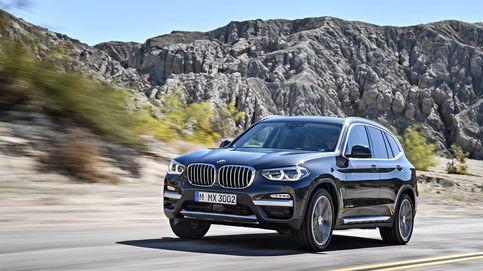 BMW X3, pronto también un híbrido enchufable