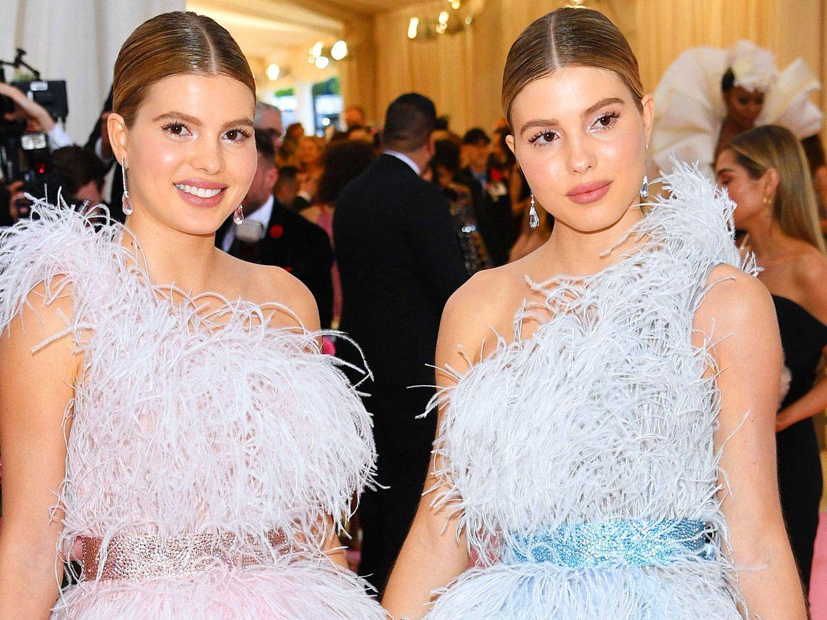 Foto: Las gemelas Iglesias en una imagen de archivo. (Getty)
