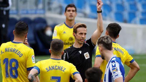 La crítica al VAR del Cádiz hace más daño en la Federación que la de Florentino y Piqué