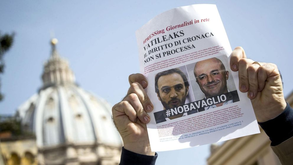 Vatileaks: condenas leves por filtración sobre la corrupción del Vaticano