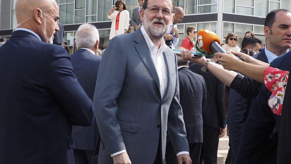 Foto: Rajoy considera la 'turismofobia' como un sinsentido y un disparate. (EFE)