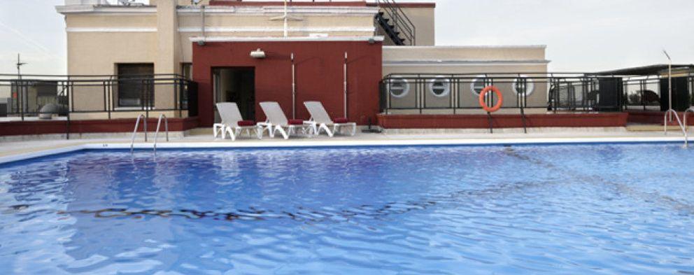 Foto: El primer beach club de Madrid está en la Gran Vía