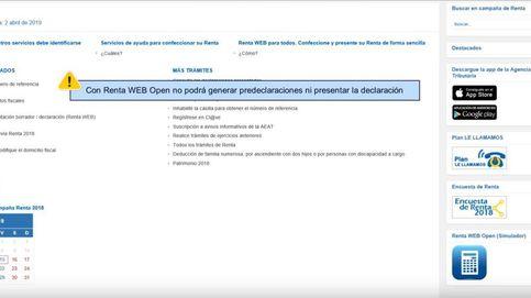 Renta 2018-2019: ¿Es tu primera declaración? Puedes entrenar con el simulador Renta WEB Open