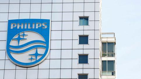 Philips eleva un 2,6% el beneficio hasta marzo y mejora sus previsiones anuales