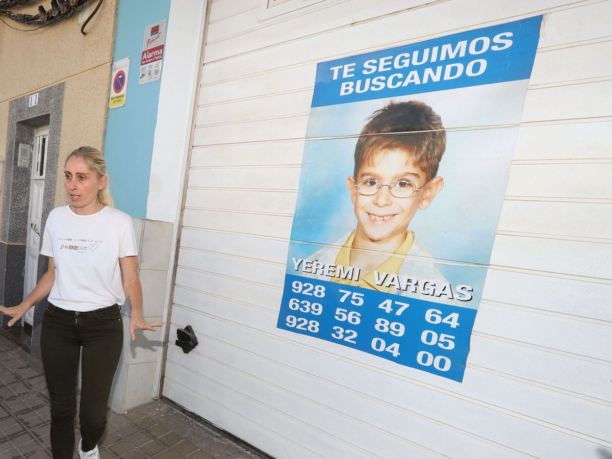 """Foto: La madre de yeremi vargas asegura que """"han soltado a un monstruo en vecindario"""""""
