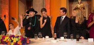 Post de Letizia se desmelena en México durante la cena oficial a ritmo de hip hop