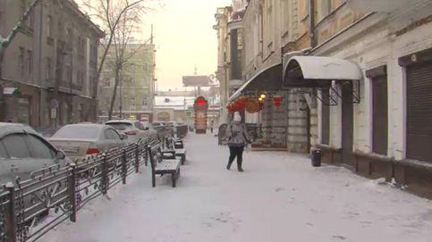 La Navidad en Siberia trae temperaturas de menos 32 grados
