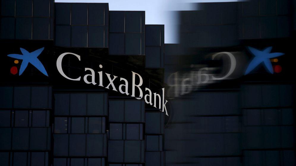 Foto: Oficinas de Caixabank