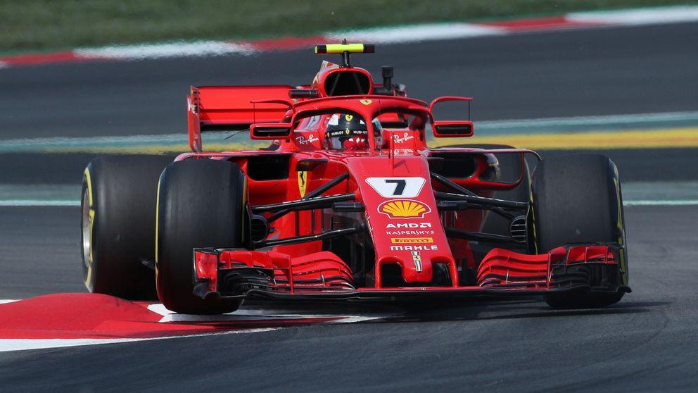 Ferrari y sus nuevos retrovisores para algo más que mirarse al espejo