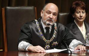 El TC rechaza la recusación contra su presidente del Parlament catalán