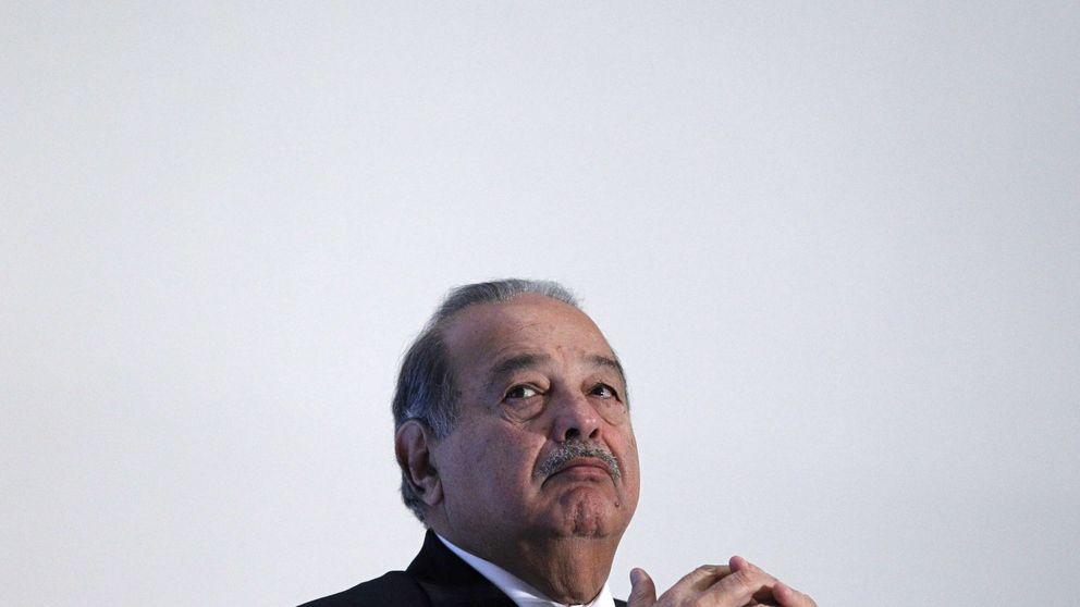 Carlos Slim visita España y pone patas arriba los cuarteles de FCC