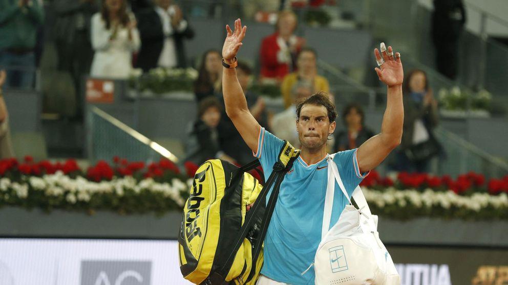 Yogur griego para Rafa Nadal: Tsitsipas le deja fuera de la final contra Djokovic
