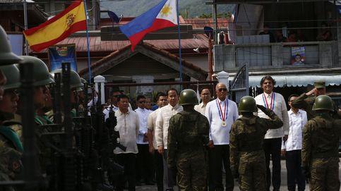 Filipinas homenajea a los últimos, los soldados españoles
