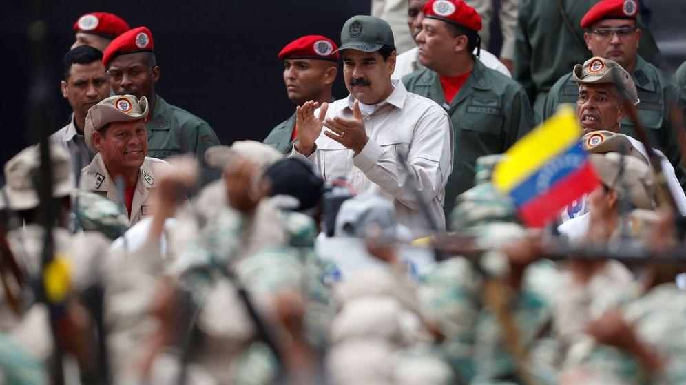 Foto: Nicolás Maduro.