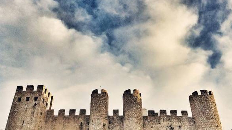 El castillo de la villa, un regalo. (Foto: Óbidos Turismo)