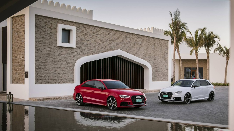 Audi RS3, 400 caballos para disfrutar de la conducción