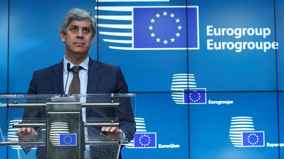 Foto: El nuevo presidente del Eurogrupo, Mário Centeno. (Reuters)