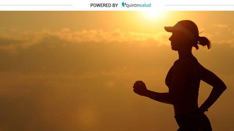 ¿Cómo tienes que mover los brazos cuando corres?