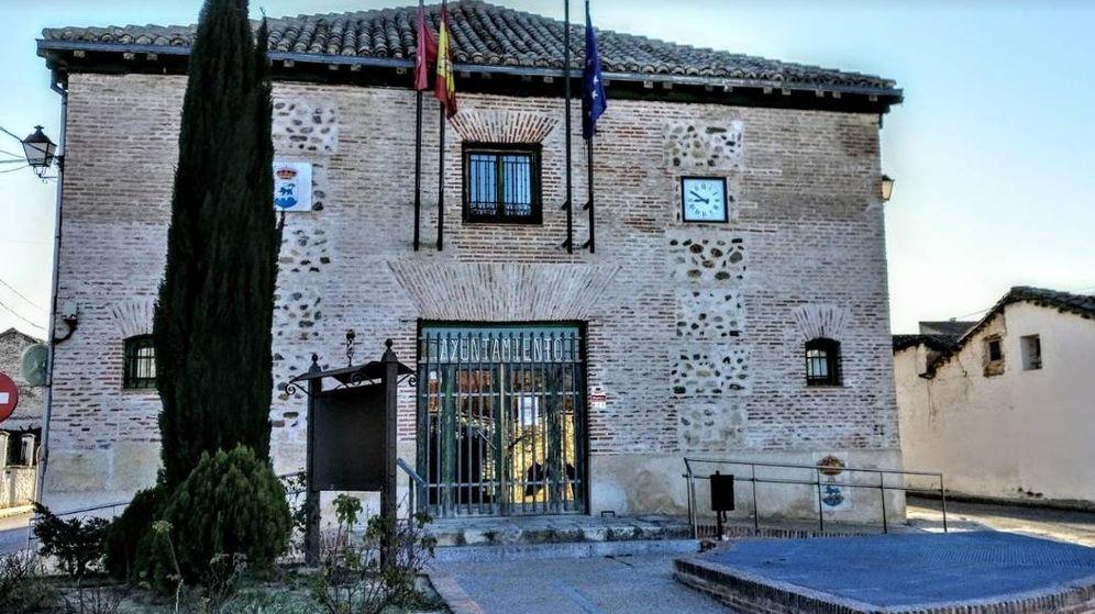 Foto: Sede del Ayuntamiento de Talamanca