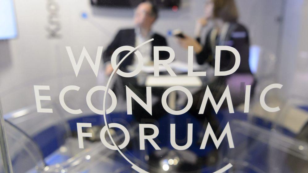Foto: El Foro Económico Mundial de Davos se celebra hasta este sábado. (EFE)