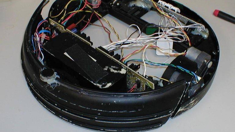 La versión del robot aspiradora en 2001 (Joe Jones)