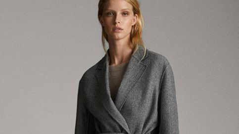 Massimo Dutti lanza un abrigo superelegante y reversible, ideal para cualquier ocasión