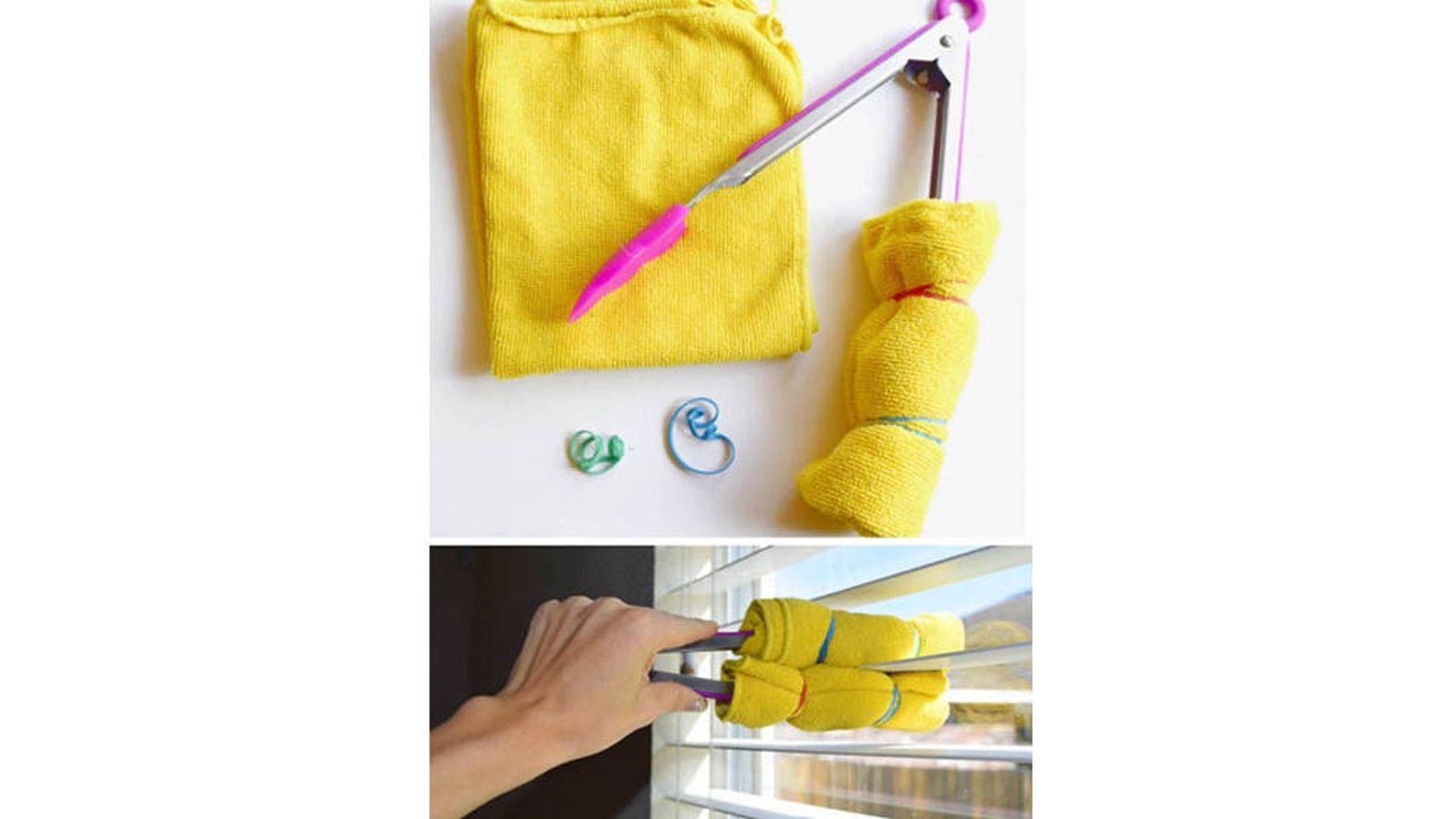 Trucos doce trucos para limpiar el polvo en los lugares - Trucos para limpiar el parquet ...