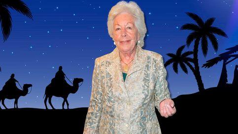 La abuela de Letizia, ya fue 'reina maga' antes de que se le ocurriera a Carmena