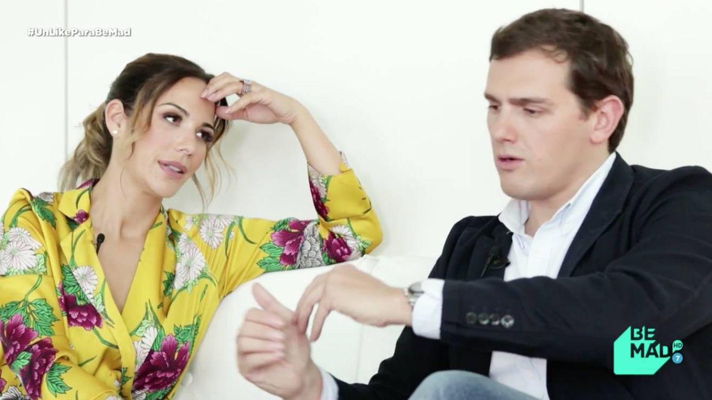 Tamara Gorro entrevista a Albert Rivera (Mtmad)