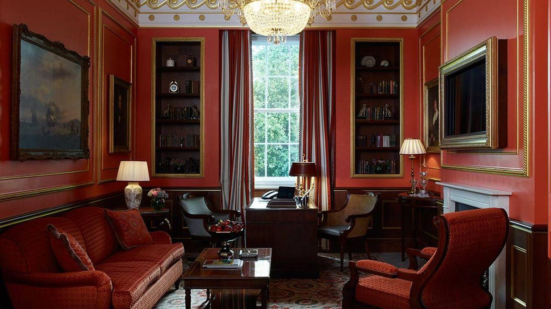 Foto: La suite del Lansborough: más pequeño que Versalles, más grande que tu chalet de la playa.