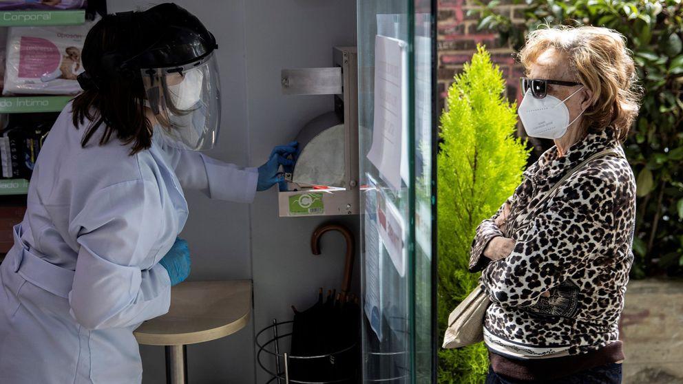 ¿Son recomendables las mascarillas FFP2 para población sana? Consumo recuerda las protecciones a usar