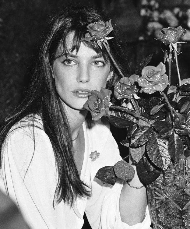 Foto: Jane Birkin en 1977. (Getty)