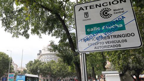 Guía de Madrid Central (III): etiqueta ECO, autónomos con furgoneta, llegar al taller...
