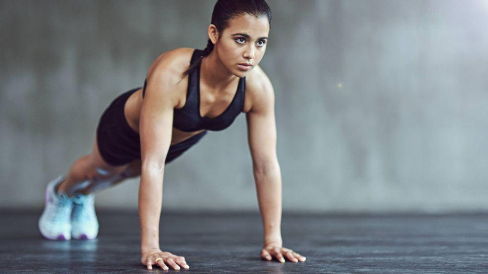 Trucos adelgazar: El escorpión: el ejercicio con el que te