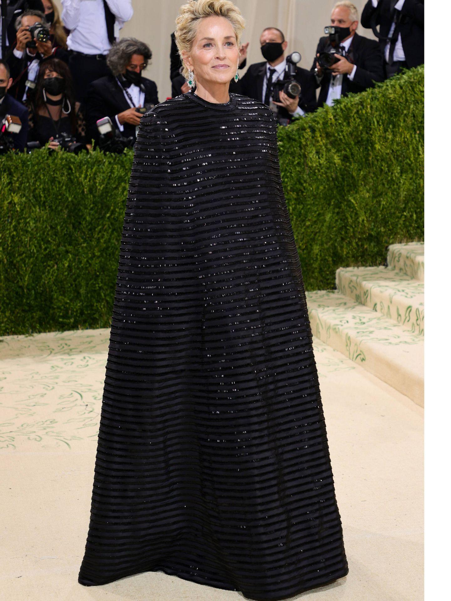 Sharon Stone. (Getty)